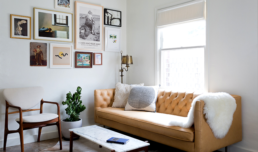 7 Tips for Designing a Small Living Space, With Homepolish .
