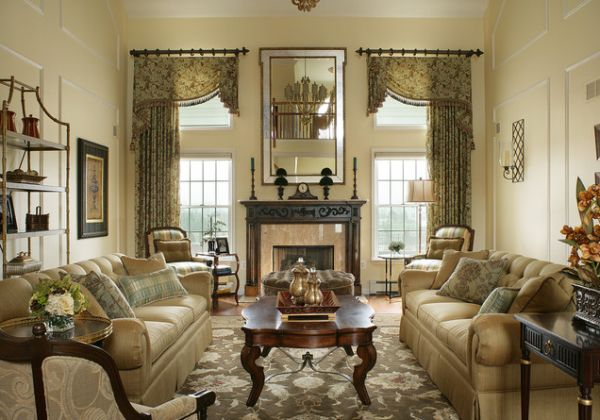 Traditional Living Room Designs – Adorable Ho