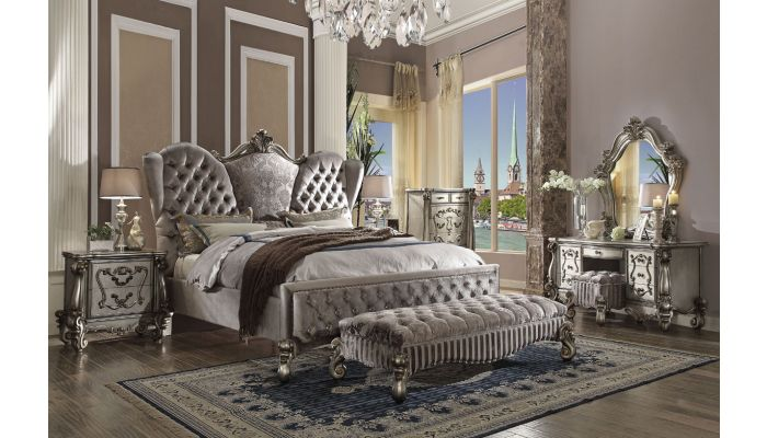 Kodie Traditional Style Bedroom Collecti