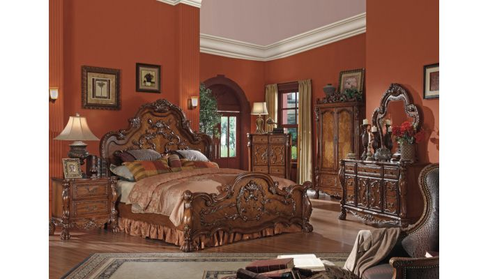 Dresden Traditional Style Bedroom Collecti
