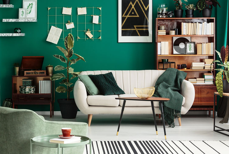 10 Living Room Design Trends Bringing the Heat in 20