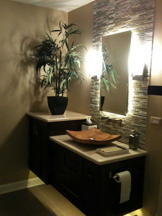 Tropical Bathroom Design, Pictures, Remodel, Decor and Ideas .