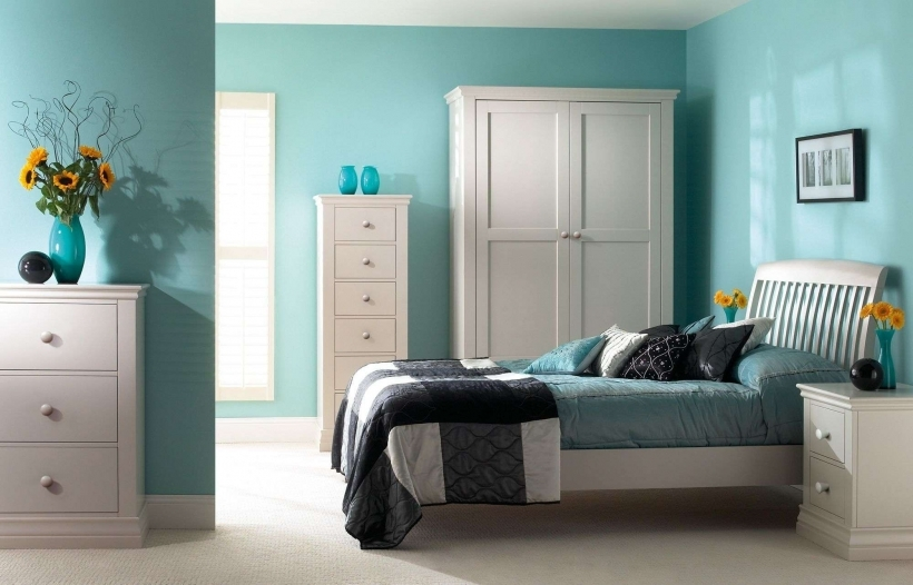 Small Bedroom Paint Colors Turquoise Bedroom Paint Color Ideas .