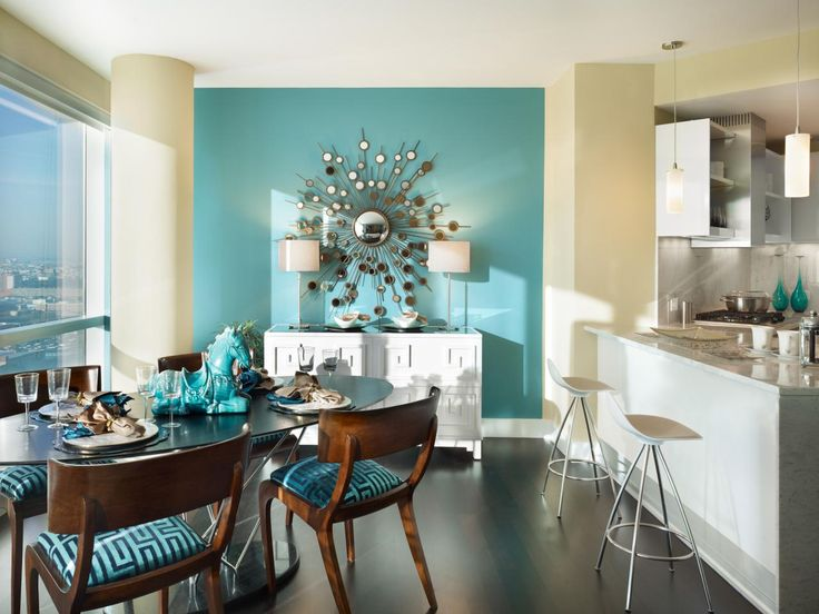 51+ Stunning Turquoise Room Ideas to Freshen Up Your Ho