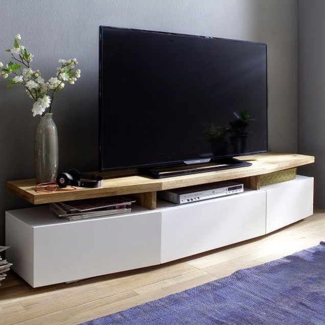 20+ Smart Wooden Tv Stand Designs Ideas | Homedee.