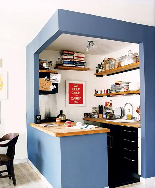 Small Kitchen Ideas You Will Want to Try Today | Decohol