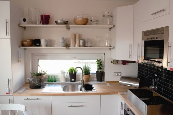 20 Unique Small Kitchen Design Ideas | Small space kitchen, Ikea .