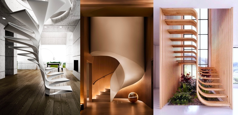 Unique Stair Design Ideas For Home