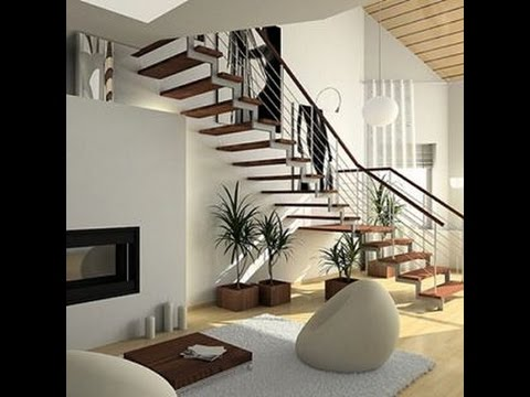 Minimalist Stairs Designs Ideas for Welcoming New House - YouTu