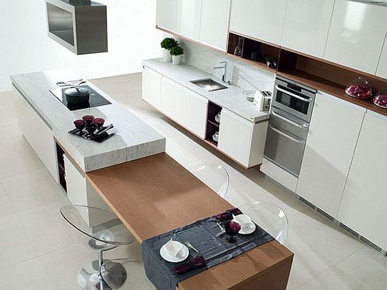 10 Unique Worktops That Truly Stands O