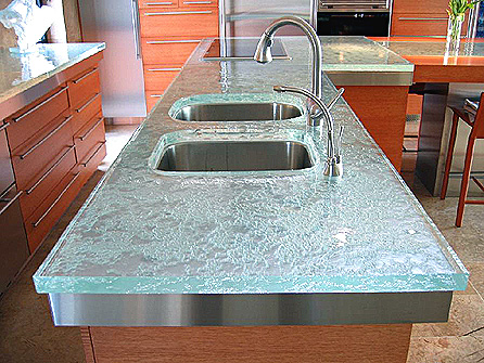 3 Of the Latest Trends in Bathroom Countertops? | CounterTop Guid