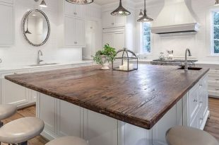 20 Unique Countertops Guaranteed To Make Your Kitchen Stand O