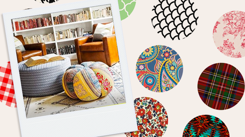 Common Home Decor Prints and Patterns: A Complete Glossary .