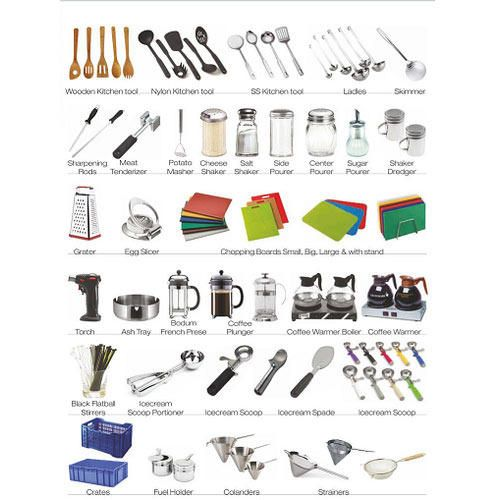 Useful Kitchen Tools and Equipment