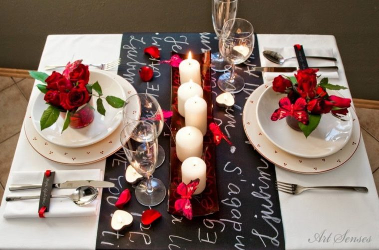 Best Valentine Decoration ideas for the Restaurant - The .