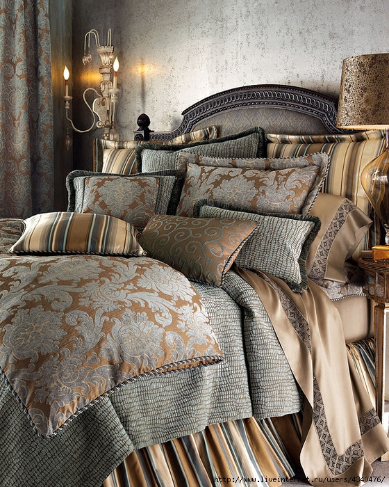 Very effective way of scenting bed linen | InteriorDesign3.C
