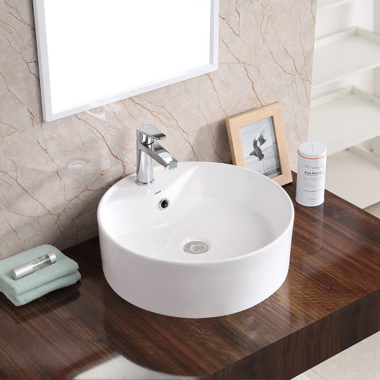 China Vessel Sink with csa,washbasin,vanity sink (6004) - China .