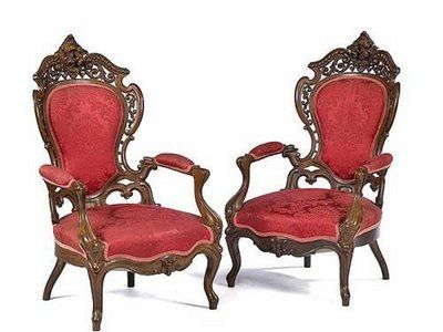 Victorian Furniture History and Victorian Furniture Style .
