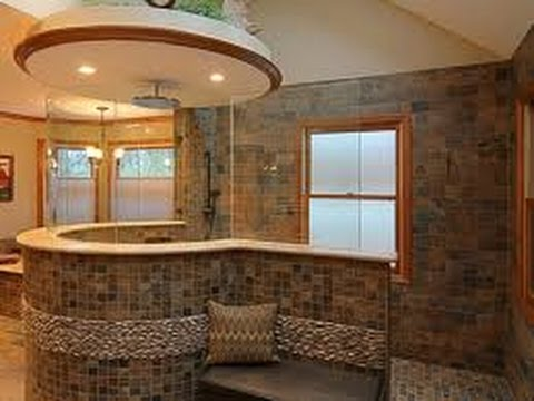 Walk In Shower Ideas | Walk In Shower Designs - YouTu