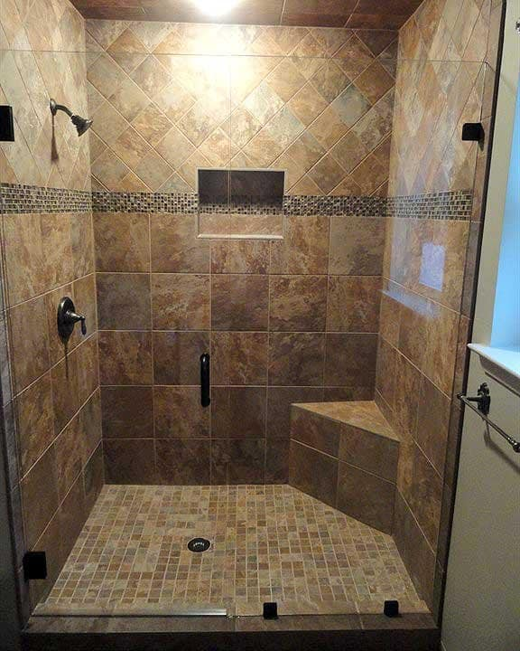 Walk In Shower Designs and Remodel Ideas | Angie's Li