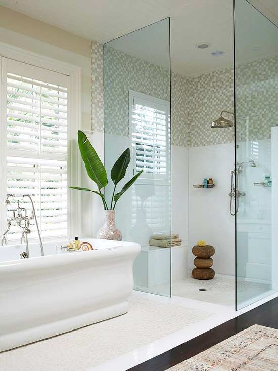 Walk-In Shower Designs