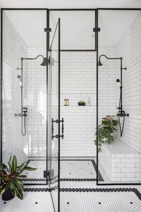25+ Walk in Shower Ideas - Bathrooms With Walk-In Showe