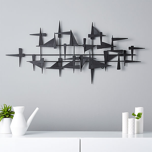 Castile Metal Wall Decor + Reviews | C
