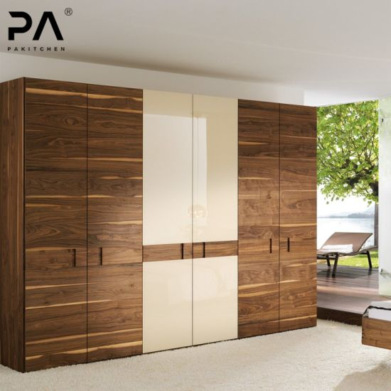 China American Style Customized Sizes MDF Surface Mirror Armoire .