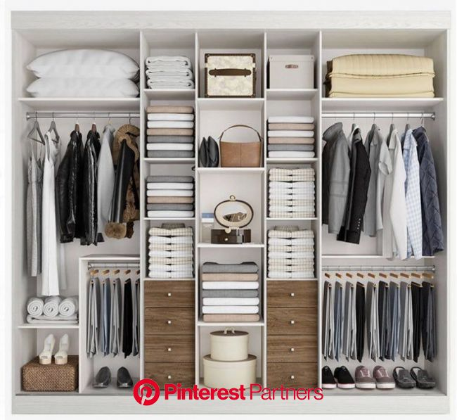 أفكار ديكور on in 2020 | Bedroom closet design, Wardrobe room .