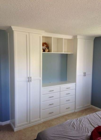 61+ Super Ideas Diy Bedroom Wardrobe Ideas Cupboards #diy .