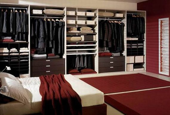 Wardrobe Design Ideas For Your Bedroom (46 Images) | Wardrobe .