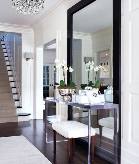 Tricks of the Trade: 5 Smart Ways To Use Mirrors In Small Spaces .
