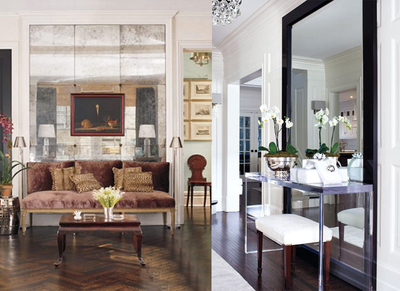 Ways To Use Mirrors For Interior Design | InteriorDesign3.C