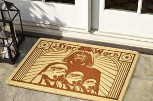 Amazon.com: Star Wars Doormat Star Wars Welcome Door Mat Outdoor .