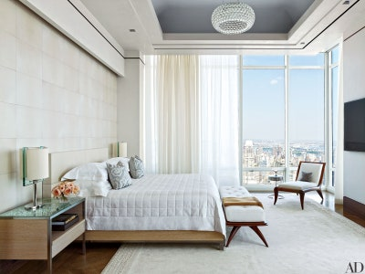 14 White Bedrooms Done Right | Architectural Dige