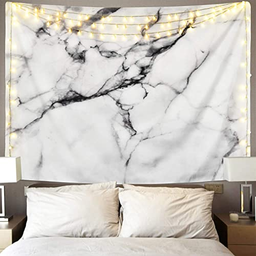 White Marble Decor: Amazon.c