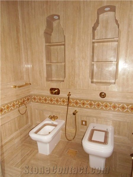 Niches, White Marble Home Decor from Oman - StoneContact.c