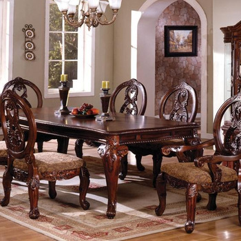 Glass Top Dining Furniture Chairs Designs Luxury Dining Set Wooden .