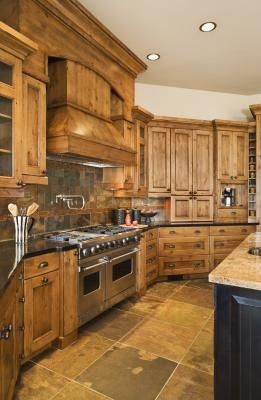 How to Clean Kitchen Cabinets Using Murphy's Soap   Natural wood .