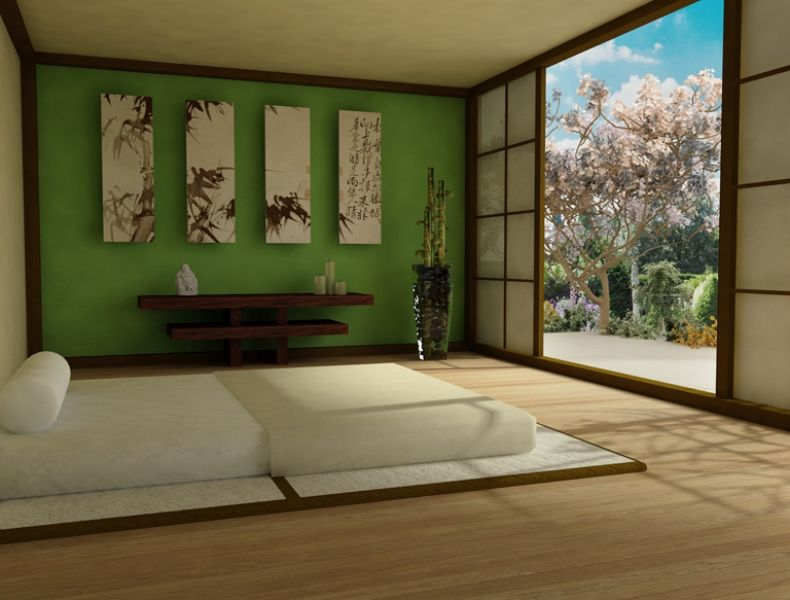 How to Create a Zen Bedroom in 10 Easy Steps in 2020 | Japanese .