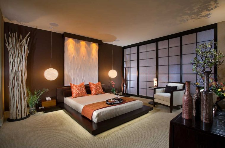 Mesmerizing and Relaxing Zen Bedroom Design Ideas - The .