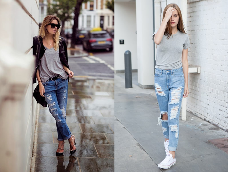 11 Best Cuffed Jeans Outfit Ideas for Women - FMag.c