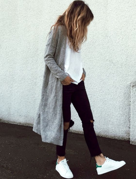 Best Ways To Style Long Cardigans 2020 | FashionTasty.c
