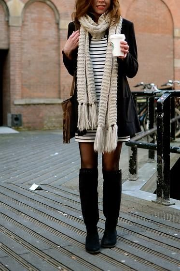 Pin by Go Chic or Go Home on Neutrals | Fashion, Winter fashion .