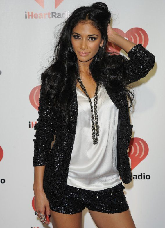 Pin by Jessica Green on Style | Sequin shorts, Nicole scherzinger .