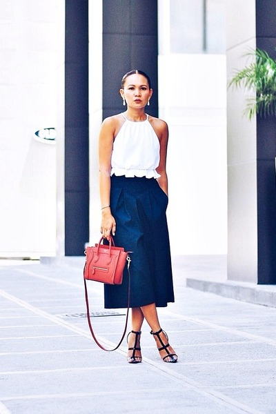 17 Stylish Navy Blue Outfit Ideas for Summ