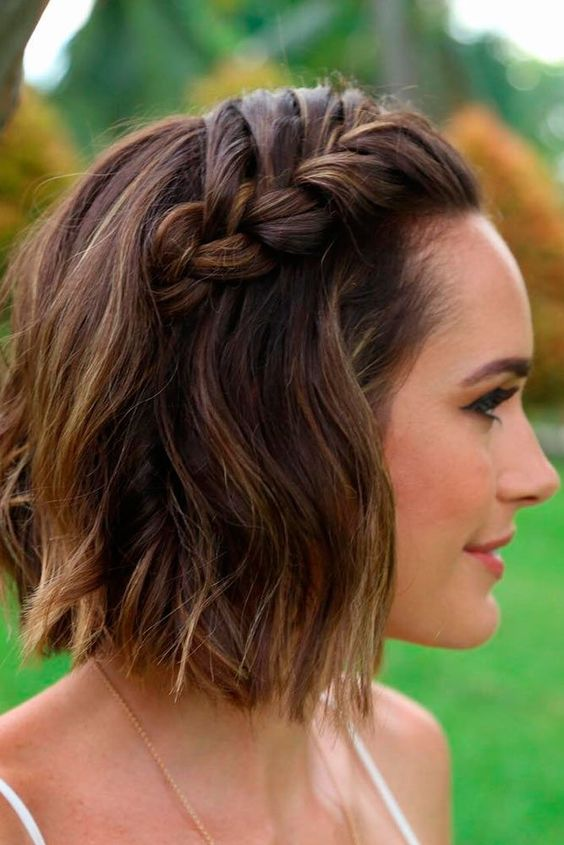 braided bands hair interview