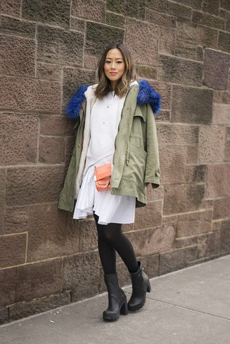 Camel coat boots outfit