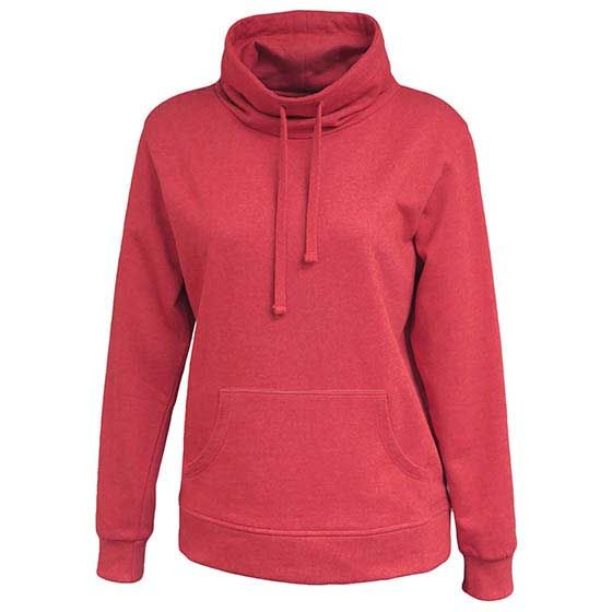 Pennant Women's Cowl Neck Sweatshirt | SportsApparel4u.c