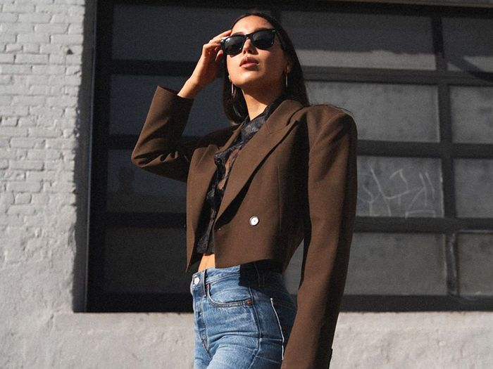 5 Chic Ways to Wear the Best Cropped Blazers | Who What We